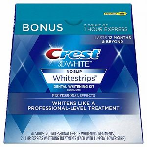 Crest Whitestrips Verpackung
